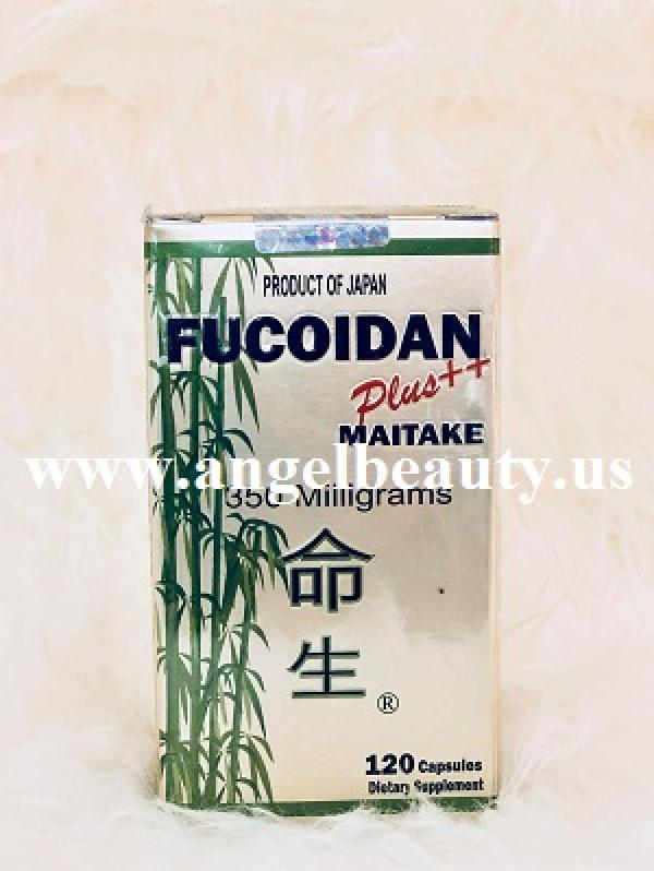 Fucoidan-Plus ++ Maitake