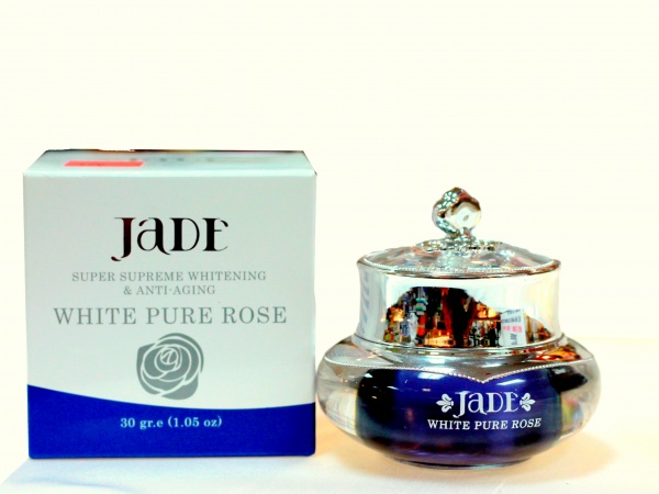 Super Super Whitening & Anti Aging - White Pure Rose