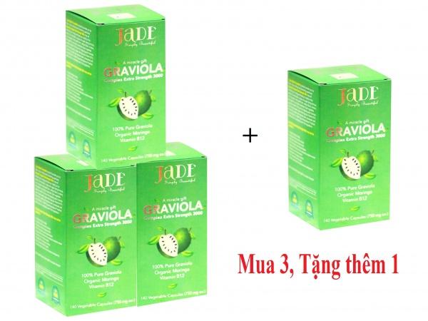 Jade- Super Graviola Complex 3,000