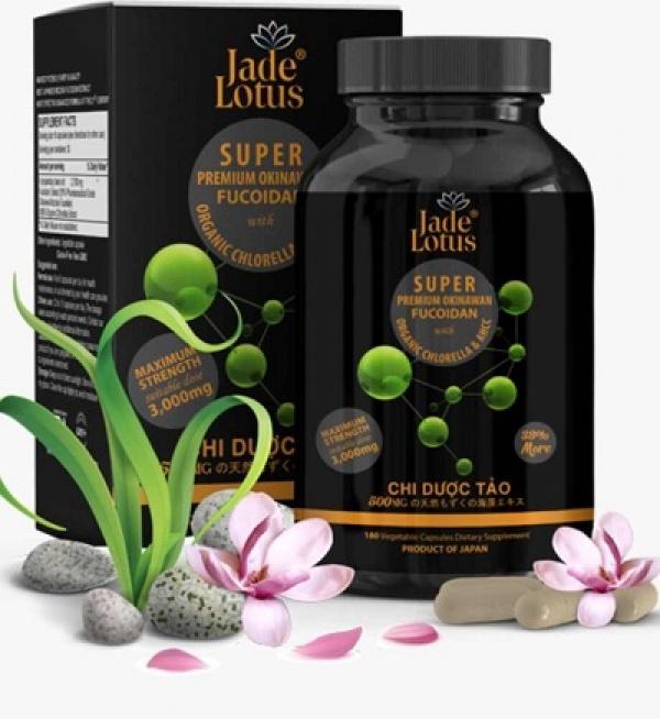 Jade- Super Premium- Chi Dược Tảo