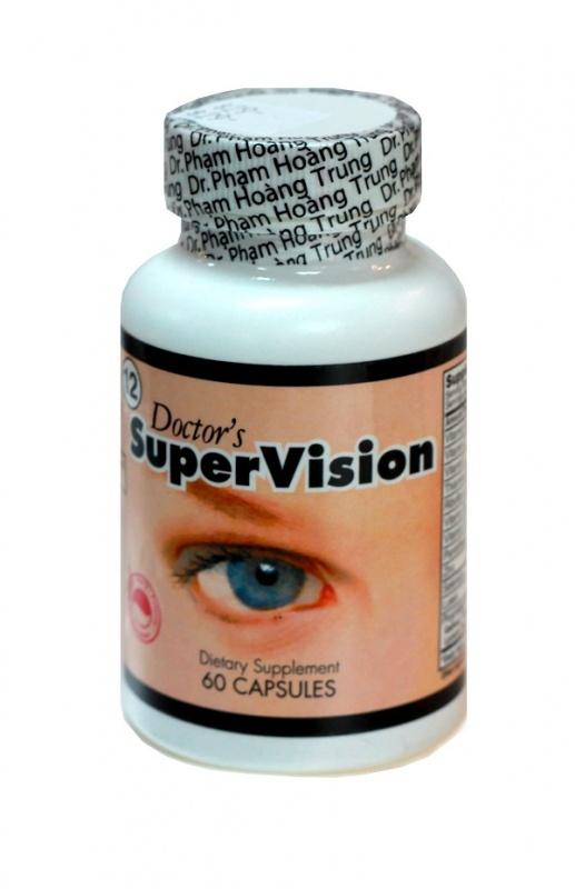 Thuốc Bổ Mắt Làm Sáng Mắt