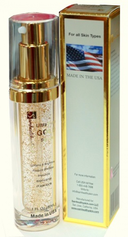 Ultra-Pure Gold Serum