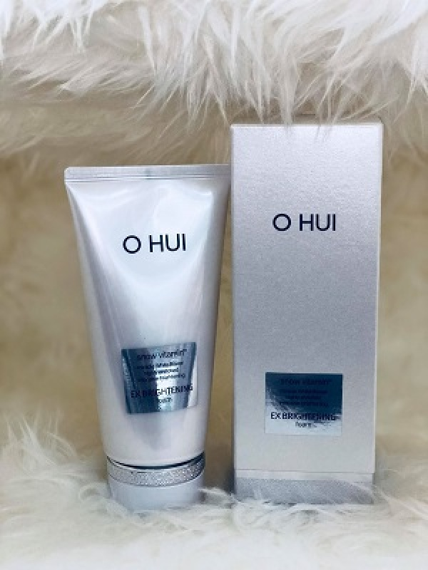 OHUI Ex Brightening Foam